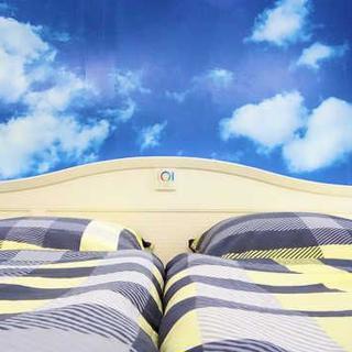 Silberburg - Doppelzimmer mit Doppelbett - Bad Wildbad
