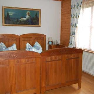 Gasthof-Pension Martinihof - Waldblick-Annodazumal-Doppelzimmer103 - Latschach am Faaker See