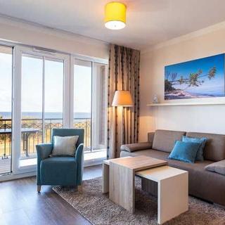 Aparthotel Waterkant Suites 2-45 - bews2-45 Aparthotel Waterkant Suites 2-45 - Börgerende-Rethwisch