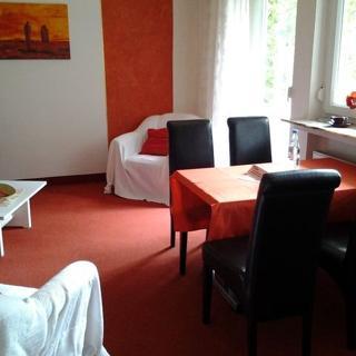 Ferienwohnungen Café Talblick - Ferienwohnung mit Terrasse - Michelstadt