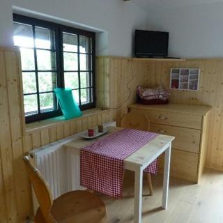 Haus Sonnblick - Doppelzimmer 1 - 3 - Fischbachau