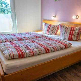 Pension in Prerow - Doppelzimmer 1.Etg + Balkon - Prerow