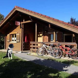 Romantikhütte Noffke - Komplett ausgestattete romantische Holzblockhütten - Stamsried