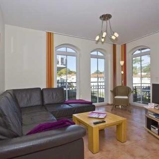 Kurparkresidenz Baabe - KRB10 - strandnahe Ferienwohnung mit 2 Schlafzimmer - Baabe