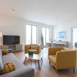 Coast House White Island FIRST SELLIN 90 m² - C.38 - Appartement 38 COAST HOUSE White Island - Sellin