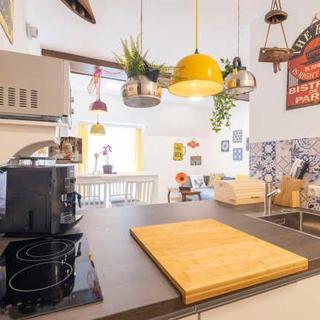 Ferienwohnungen in der Kaffeewerkstatt - Ferienwohnung 5 - St. Wolfgang im Salzkammergut