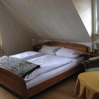 Haus am Wald - Doppelzimmer mit Badewanne - Lichtenfels-Neukirchen