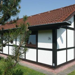Ferienhaus Mohikaner im Feriendorf Altes Land - Ferienhaus Mohikaner - für 5 Personen - mit Haustier - Hollern-Twielenfleth