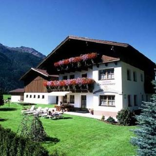 Landhaus Ennemoser - Wohnung Hahlkogel - Längenfeld