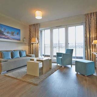 Aparthotel Waterkant Suites 0-04 - bews0-04 Aparthotel Waterkant Suites 0-04 - Börgerende-Rethwisch