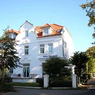 Villa Annabelle by Rujana - 3-Raum-App. 35RB7 - Binz