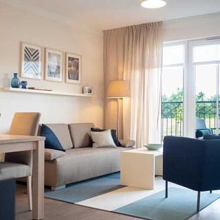 Aparthotel Waterkant Suites 0-06 - bews0-06 Aparthotel Waterkant Suites 0-06 - Börgerende-Rethwisch