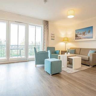 Aparthotel Waterkant Suites 2-50 - bews2-50 Aparthotel Waterkant Suites 2-50 - Börgerende-Rethwisch