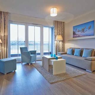 Aparthotel Waterkant Suites 0-07 - bews0-07 Aparthotel Waterkant Suites 0-07 - Börgerende-Rethwisch