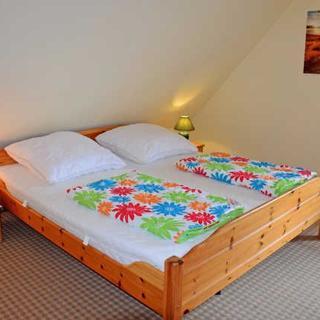 Rügener Ferienwohnungen in Beuchow - 02 Ferienwohnung mit Sonnenterrasse - Putbus