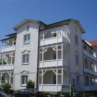 Villa & Haus Seydlitz by Rujana - 1-Raum-App. 1RB1 - Binz
