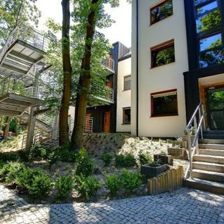 Rezydencja Sienkiewicza II (RSII3) - Apartment mit einem Schlafzimmer (RS II 3) - Swinoujscie