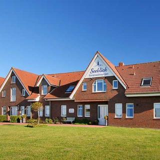Ferienwohnungen Haus Seeblick - Ferienwohnung Nordseeblick - Wittmund