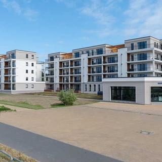 Aparthotel Waterkant Suites 2-51 - bews2-51 Aparthotel Waterkant Suites 2-51 - Börgerende-Rethwisch