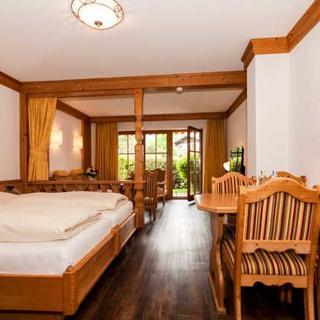 ,Fewo 5, Appartementhaus an der Rottach - 1-Raum Ferienappartement in bester Lage - Rottach-Egern