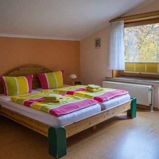 Pension Haus Brückner SORGENFREI BUCHEN* - Doppelzimmer - Nr. 04 - Wildemann