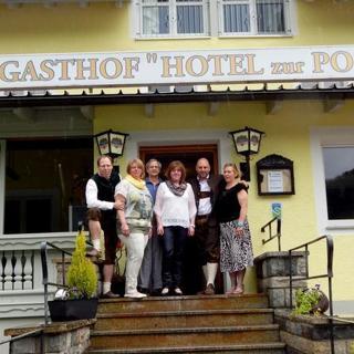 Ferienwohnungen beim Hotel zur Post, Erlau - Ferienwohnung Inn - Erlau