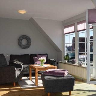 Haus Amrum 21 - Ferienwohnung mit Balkon - Büsum