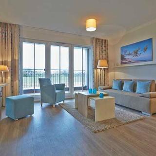 Aparthotel Waterkant Suites 0-09 - bews0-09 Aparthotel Waterkant Suites 0-09 - Börgerende-Rethwisch