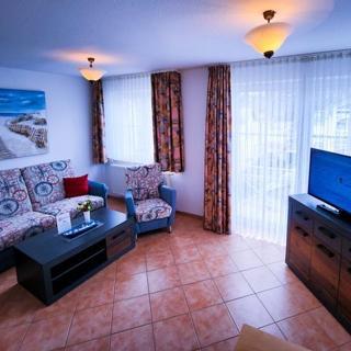 Wohnpark Binz (mit Hallenbad) - 3 Raum App.  A - Binz