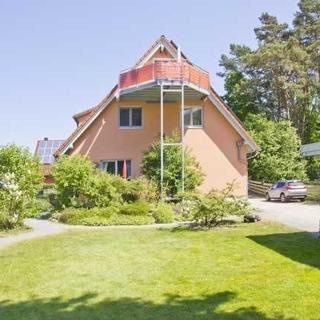 Ferienwohnung am Wald - FAW01 - FeWo mit 2 sep. Schlafzimmer, Kamin, Sauna im Haus - Glowe
