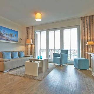Aparthotel Waterkant Suites 3-53 - bews3-53 Aparthotel Waterkant Suites 3-53 - Börgerende-Rethwisch
