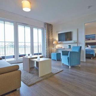 Aparthotel Waterkant Suites 0-10 - bews0-10 Aparthotel Waterkant Suites 0-10 - Börgerende-Rethwisch