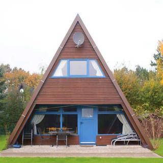Zeltdachhaus - sehr strandnah - mit Zaun - Zeltdachhaus - sehr strandnah - eigener PKW-Stellplatz - Damp