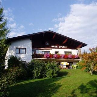 Appartementhaus Specht - Ferienwohnung Hahnenkamm - Reutte