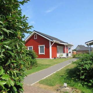 Premium-Ferienhaus Nordland im Feriendorf Altes Land - Ferienhaus Nordland für 6 Personen mit Haustier - Hollern-Twielenfleth