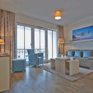 Aparthotel Waterkant Suites 3-54 - bews3-54 Aparthotel Waterkant Suites 3-54 - Börgerende-Rethwisch
