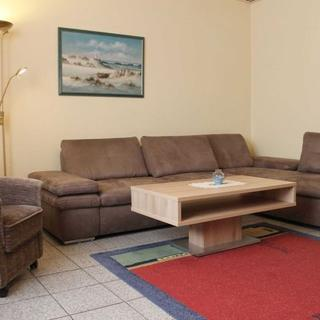 Gästehaus Sieberns - Wohnung A - Carolinensiel