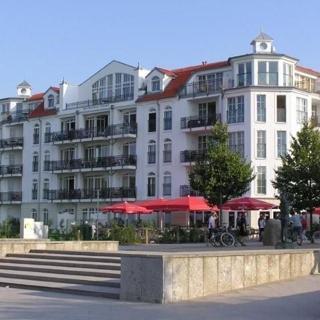 "Appartementhaus ""Atlantik"" - (37) 2- Raum- Appartement - Seeblick - Kühlungsborn"