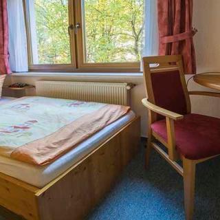 Pension Haus Brückner SORGENFREI BUCHEN* - Einzelzimmer - Nr. 09 - Wildemann