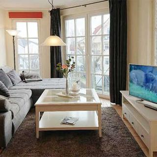 "Appartementhaus ""Atlantik"" - (5) 3- Raum- Appartement-Südbalkon - Kühlungsborn"