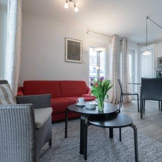 Villa Strandvogt WE 13 - Börgerende-Rethwisch