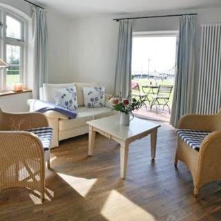 Pension mit Hafenblick - Doppelzimmer mit Balkon - Born am Darß