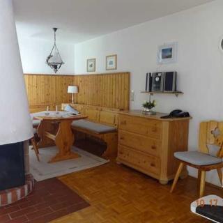 Fewo Nr. 8 in der Dr. Gaertner Anlage - 3 Zimmer Maisonettewohnung - Bad Wiessee