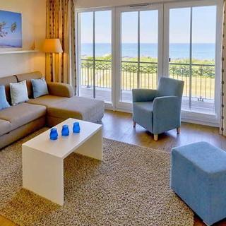 Aparthotel Waterkant Suites 3-55 - bews3-55 Aparthotel Waterkant Suites 3-55 - Börgerende-Rethwisch