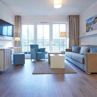 Aparthotel Waterkant Suites 0-12 - bews0-12 Aparthotel Waterkant Suites 0-12 - Börgerende-Rethwisch