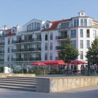 "Appartementhaus ""Atlantik"" - (29) 2- Raum- Appartement - Seeblick - Kühlungsborn"