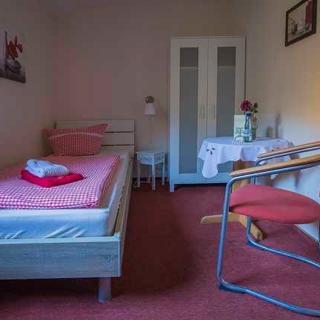 Pension Haus Brückner SORGENFREI BUCHEN* - Einzelzimmer - Nr. 05 - Wildemann