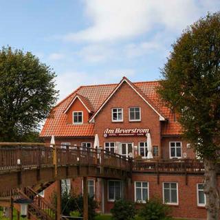 Am Heverstrom - Familienzimmer im OG,  110,00 € Meerblick - Nordstrand