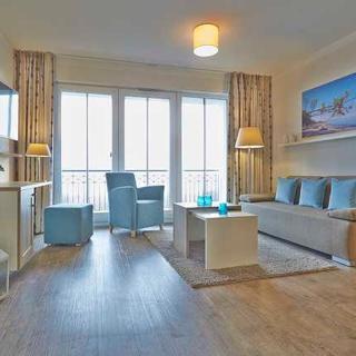 Aparthotel Waterkant Suites 3-56 - bews3-56 Aparthotel Waterkant Suites 3-56 - Börgerende-Rethwisch