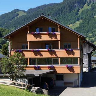 Gästehaus Margreth - Mittagsfluh +Klippern - Au
